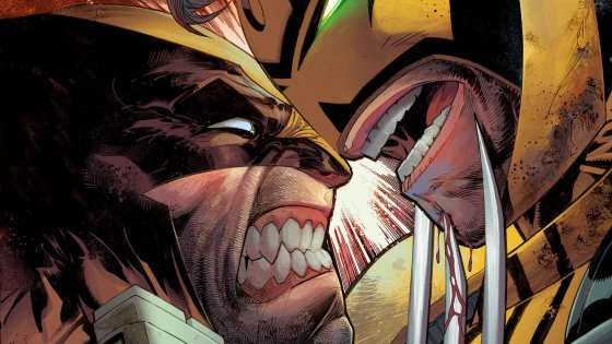 Benjamin Percy, Adam Kubert, and Viktor Bogdanovic team up for the extra-sized milestone Wolverine issue!