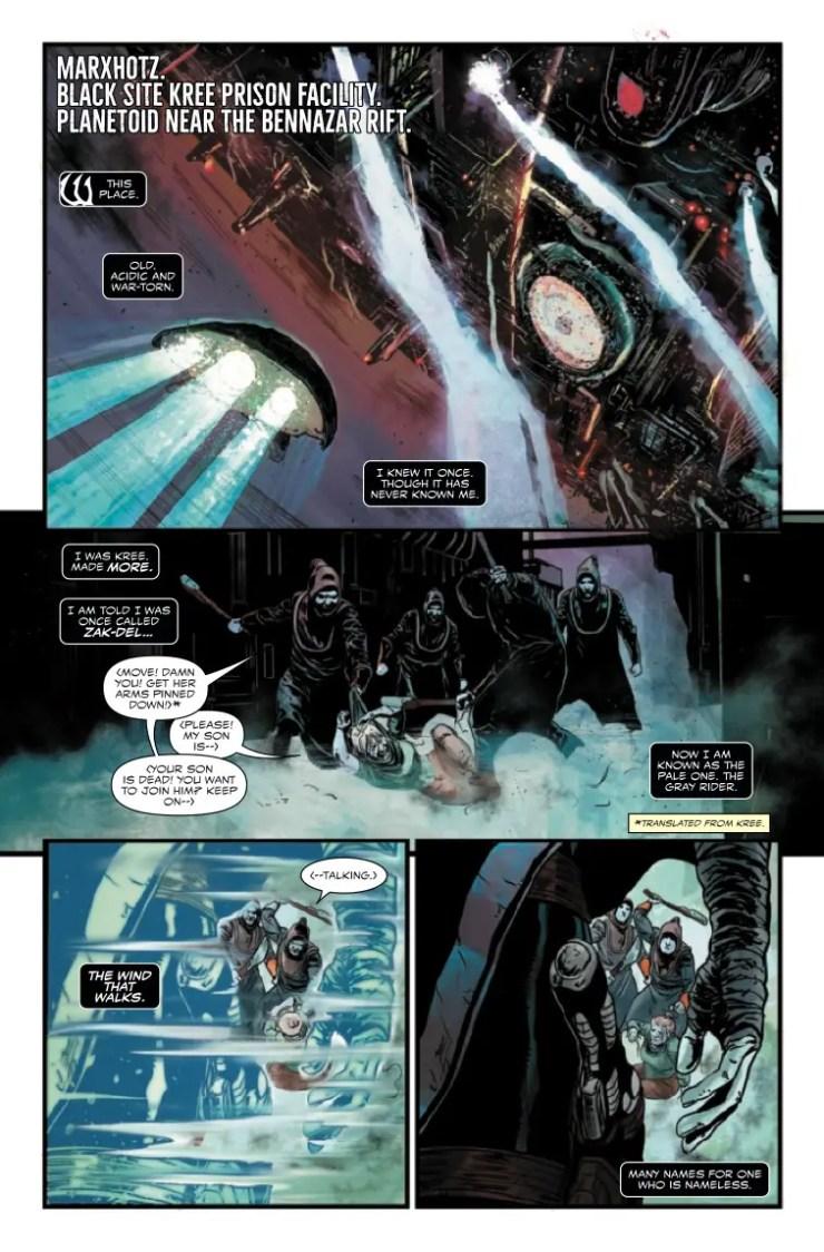 Marvel Preview: Web Of Venom: Wraith #1