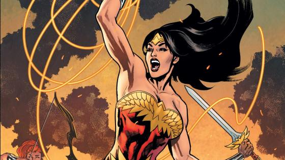 Wonder Woman: Earth One Vol. 3 arrives on March 9, 2021!