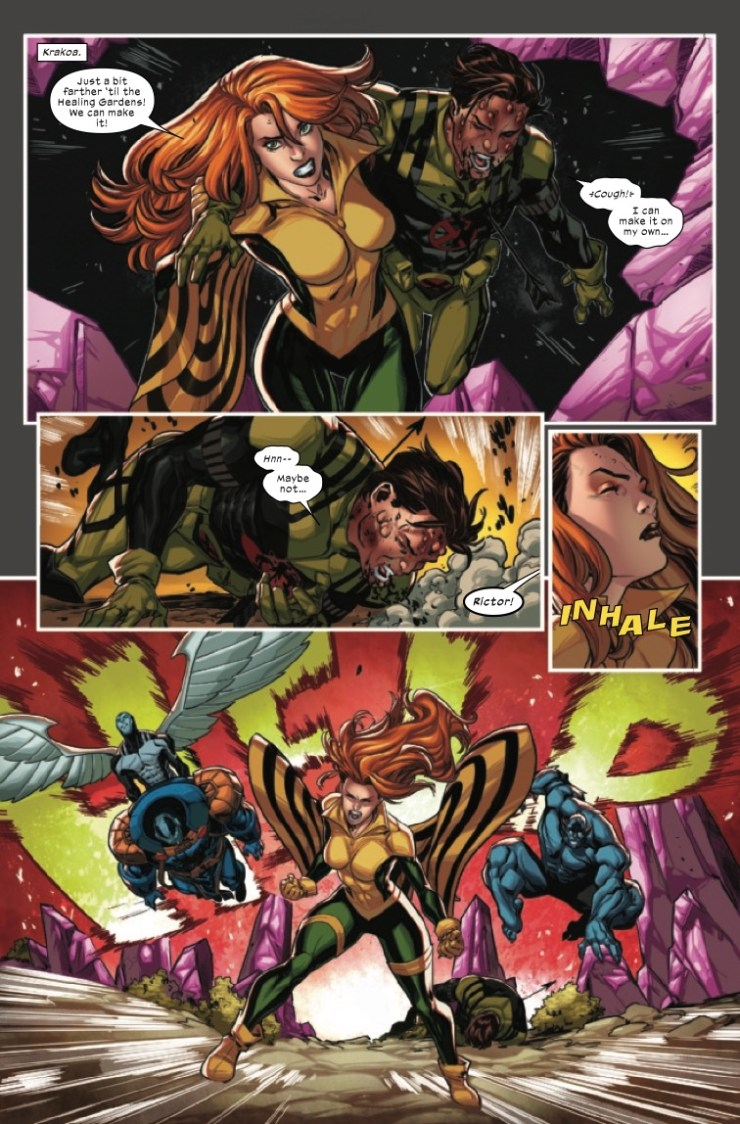 Marvel Preview: X-Factor #4
