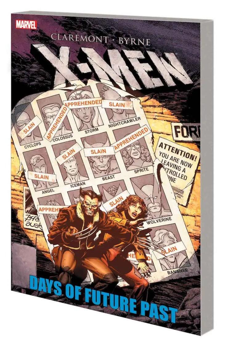 Marvel Comics Solicitations December 2020