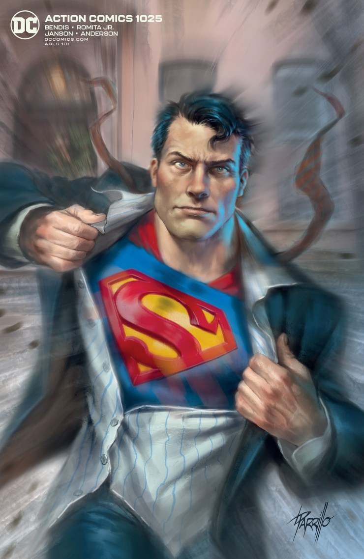 DC Preview: Action Comics #1025