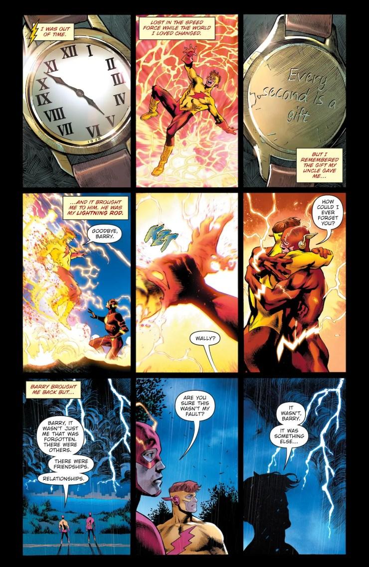 DC Preview: Dark Nights: Death Metal Speed Metal #1