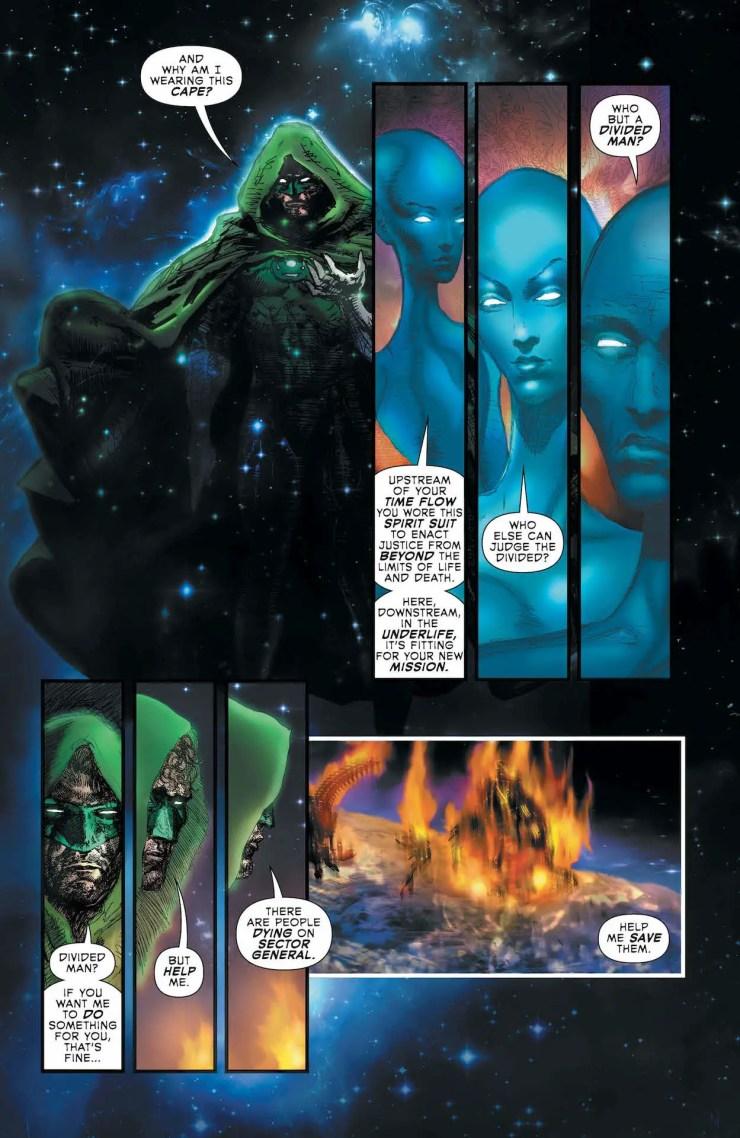 DC Preview: Green Lantern Season Two #7