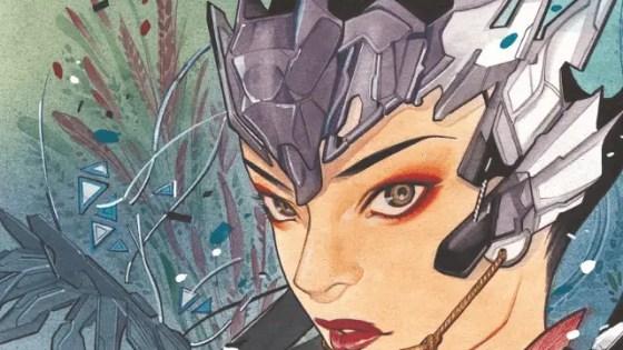Horizon Zero Dawn #1 exclusive NYCC variant cover revealed