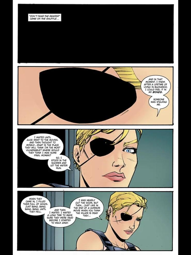 Nailbiter Returns #5 (Image Comics)
