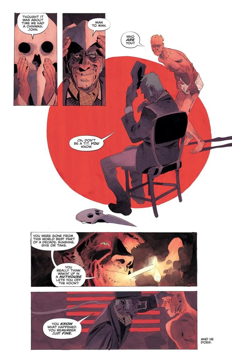 DC Preview: John Constantine: Hellblazer #10