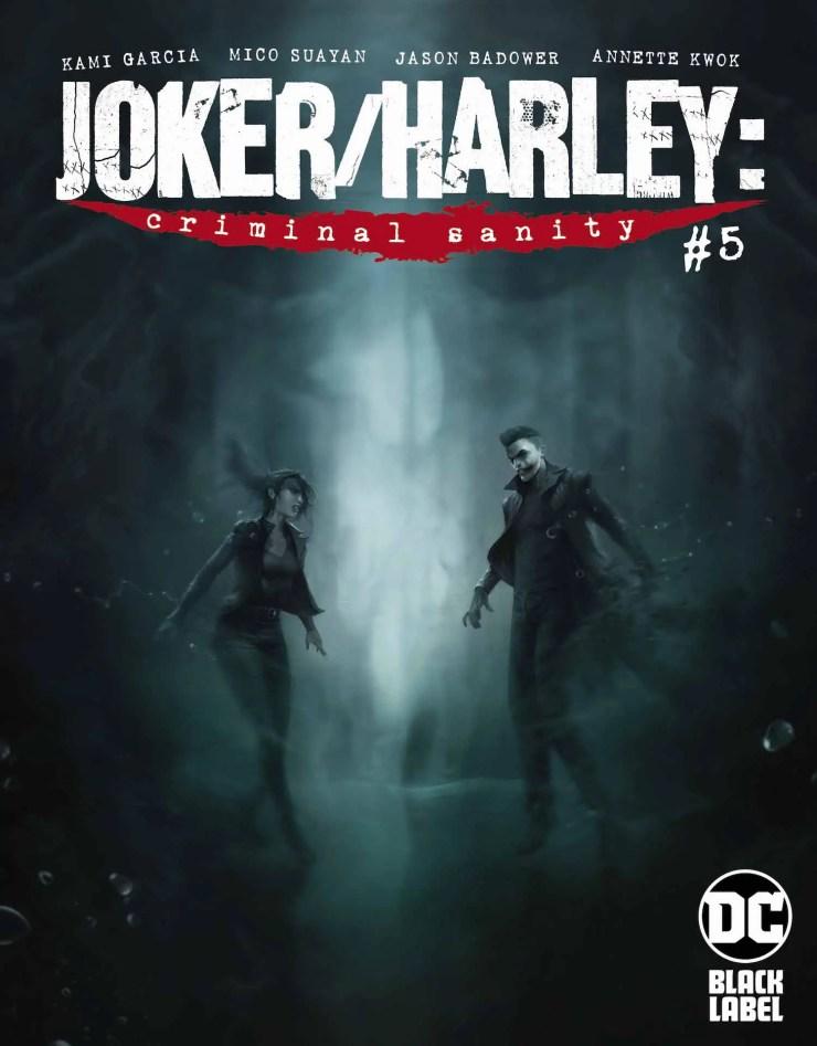 DC Preview: Joker/Harley: Criminal Sanity #5