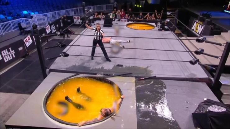 AEW All Out - Mimosa Mayhem