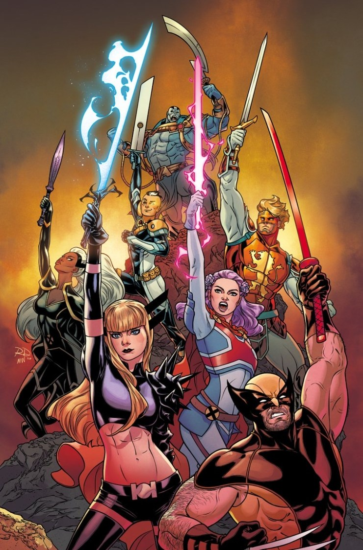 X-Men Monday #75 - X of Swords