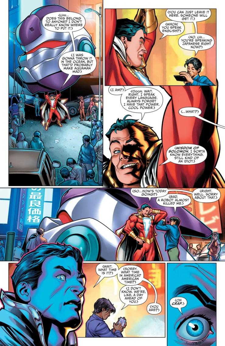 DC Preview: Shazam #15