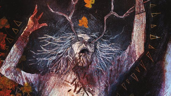 Vault announces 'The Autumnal' #1 getting 2nd printing Martin Simmonds cover