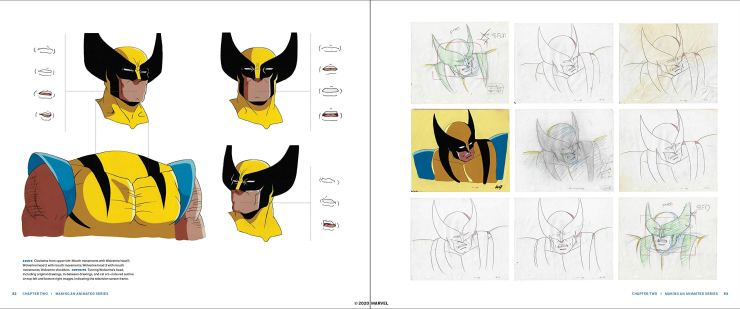 X-Men: The Art and Making of The Animated Series review