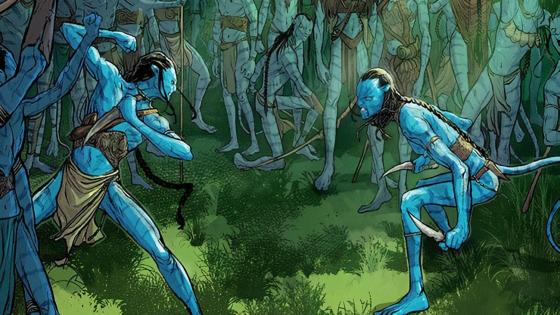 Dark Horse wants you to journey back to 'Avatar: The Next Shadow'