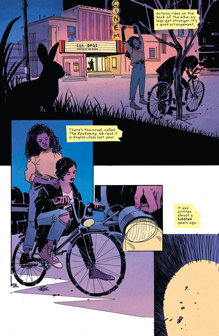 'The Low, Low Woods' TPB review