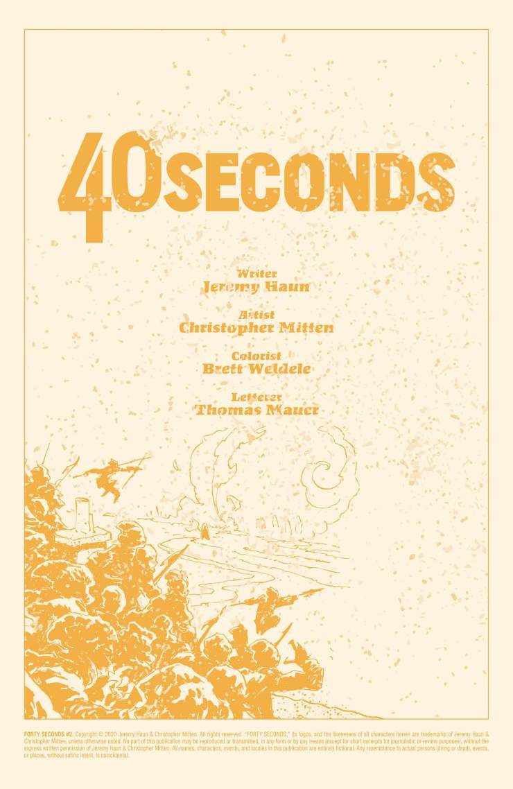 EXCLUSIVE ComiXology Preview: 40 Seconds #2