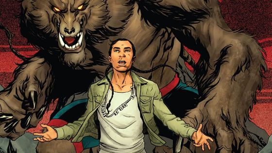 'Werewolf by Night' #1 review