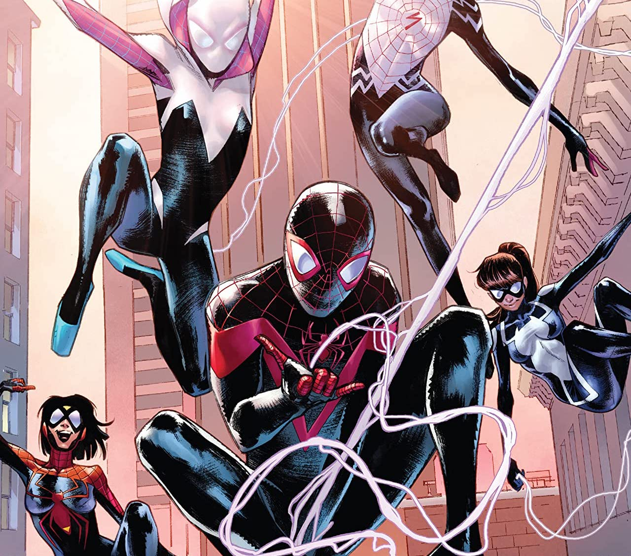 'Amazing Spider-Man' #50.LR review