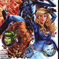 'Fantastic Four' #25 review