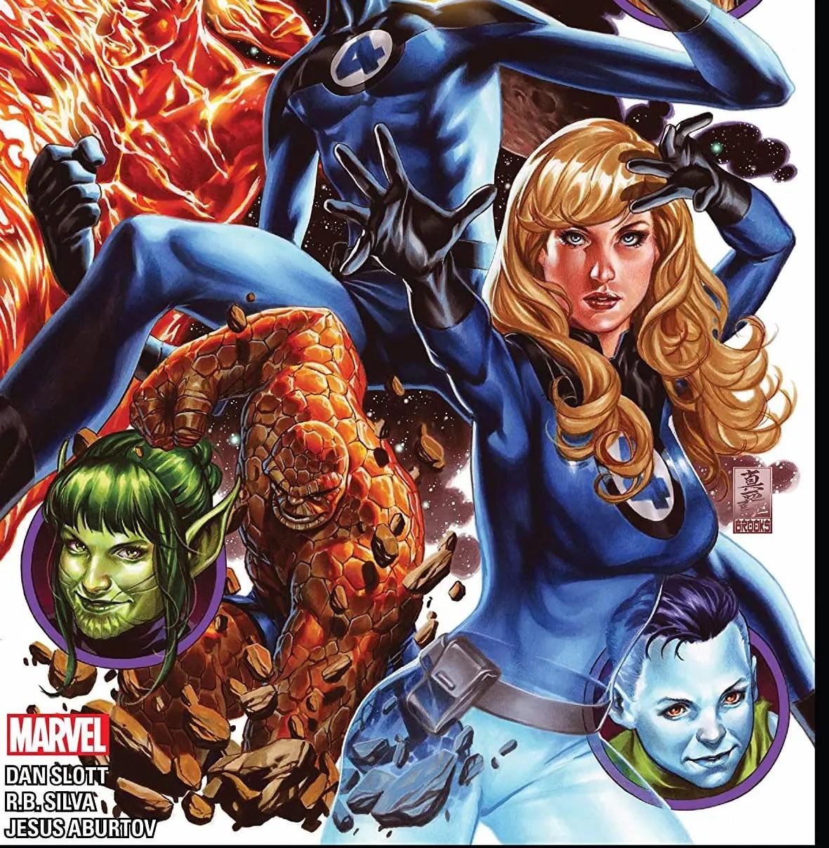 'Fantastic Four' #25 review