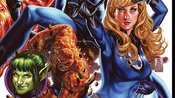 The Fantastic Four embark on a new direction as new threats and problems arise!
