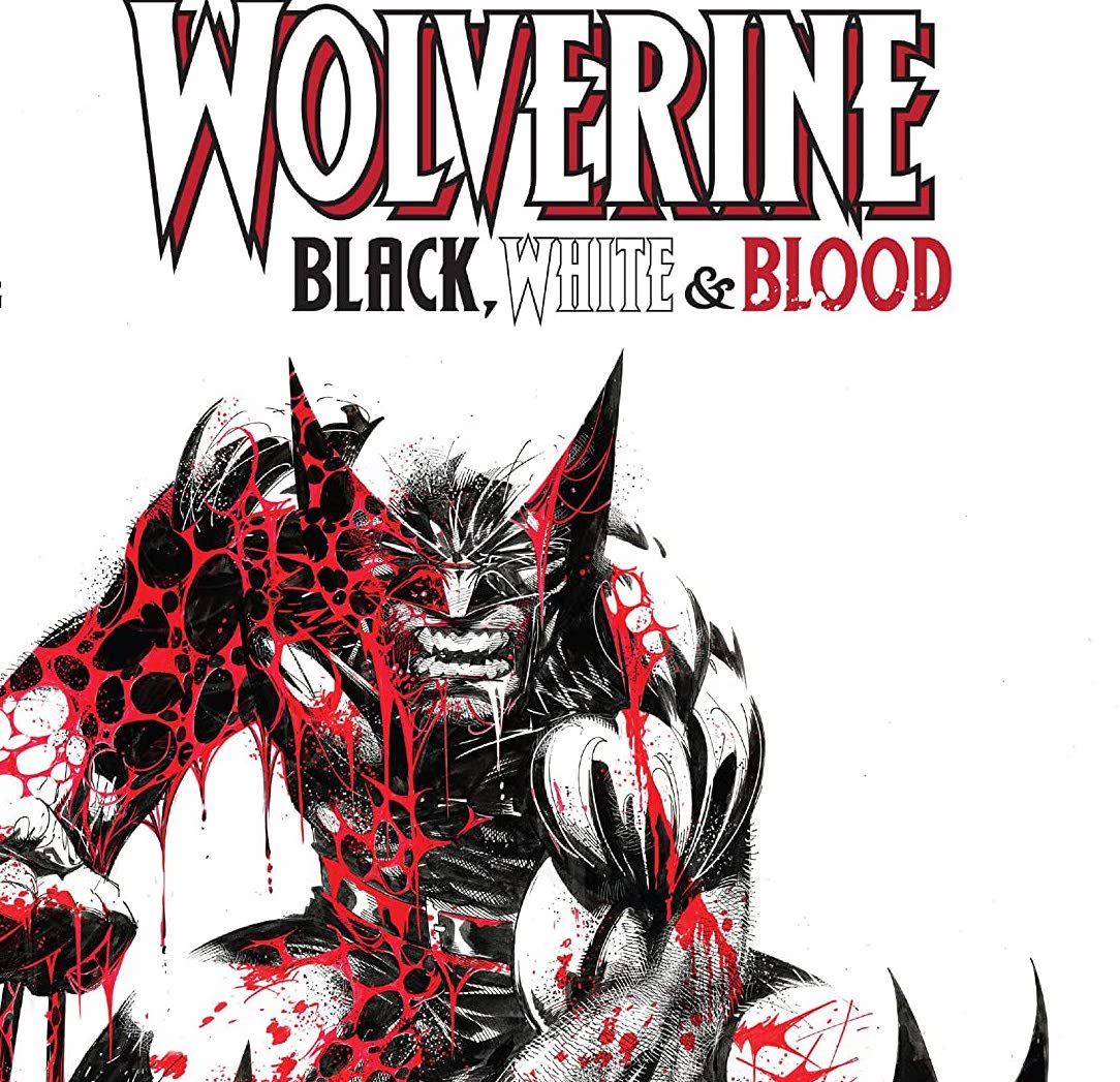'Wolverine: Black, White & Blood' #1 review