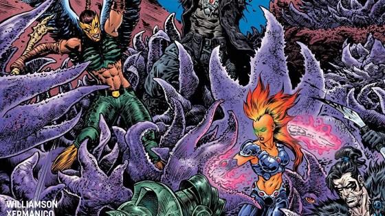 'Justice League' #54 review