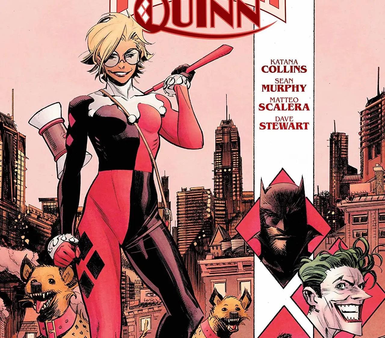 'Batman: White Knight Presents: Harley Quinn' #1 review