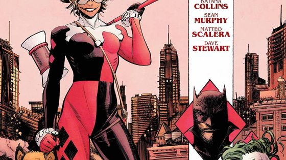 The Elseworlds universe expands this week with Harley Quinn.