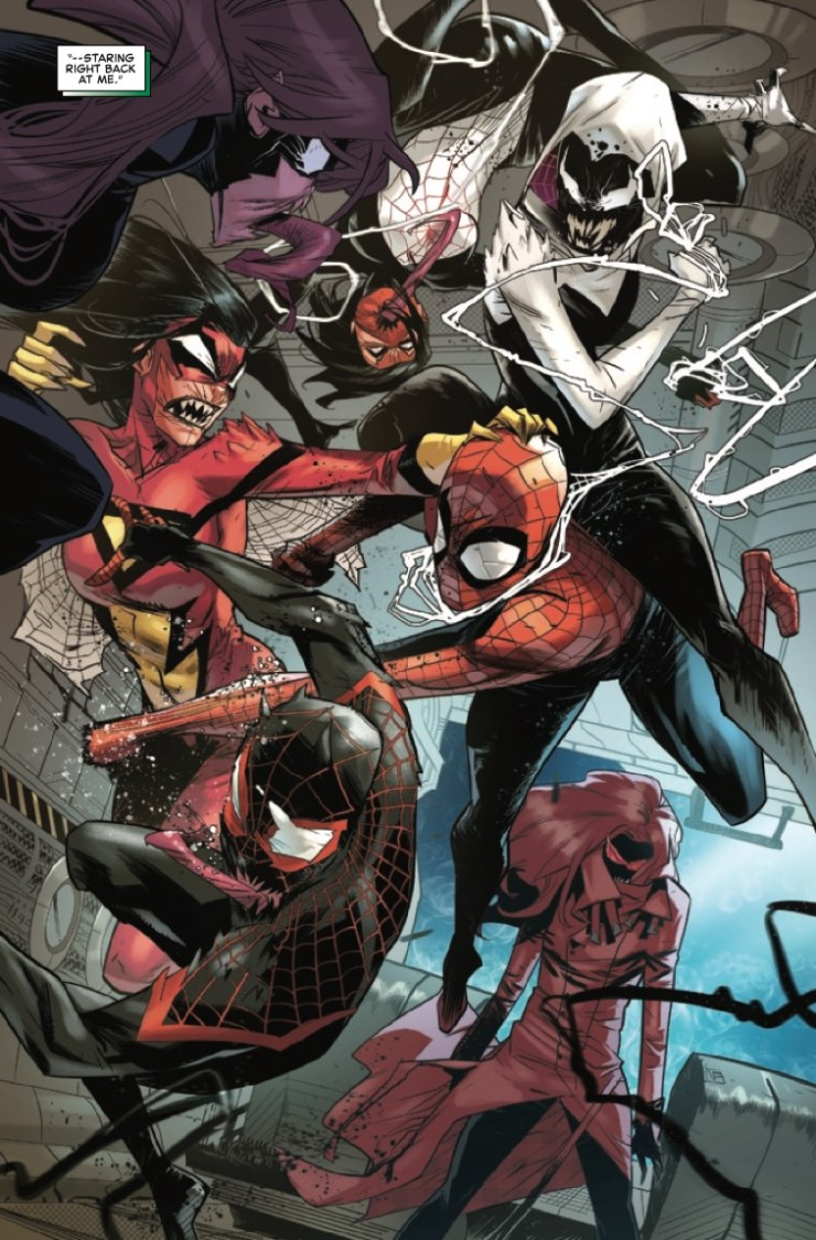 Marvel Preview: Amazing Spider-Man #50.LR