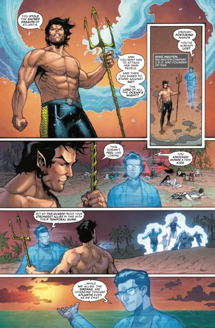 Atlantis Attacks #4 preview