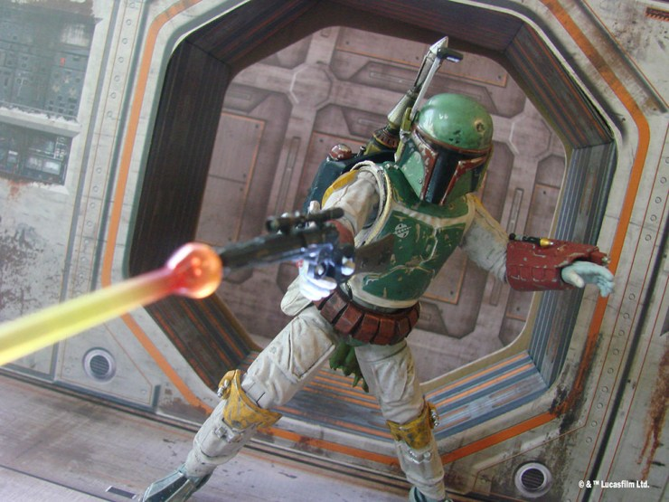 Star Wars Select: Diamond officially announces new toyline