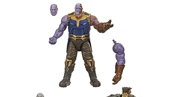 Marvel Legends: Children of Thanos box set revealed