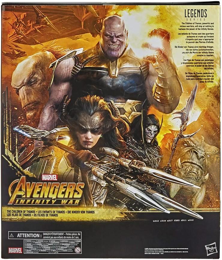 Marvel Legends Children of Thanos