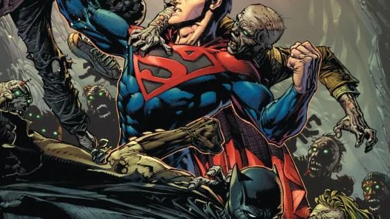 DC Preview: DCeased: Dead Planet #5
