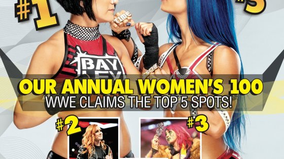 PWI Women's 100