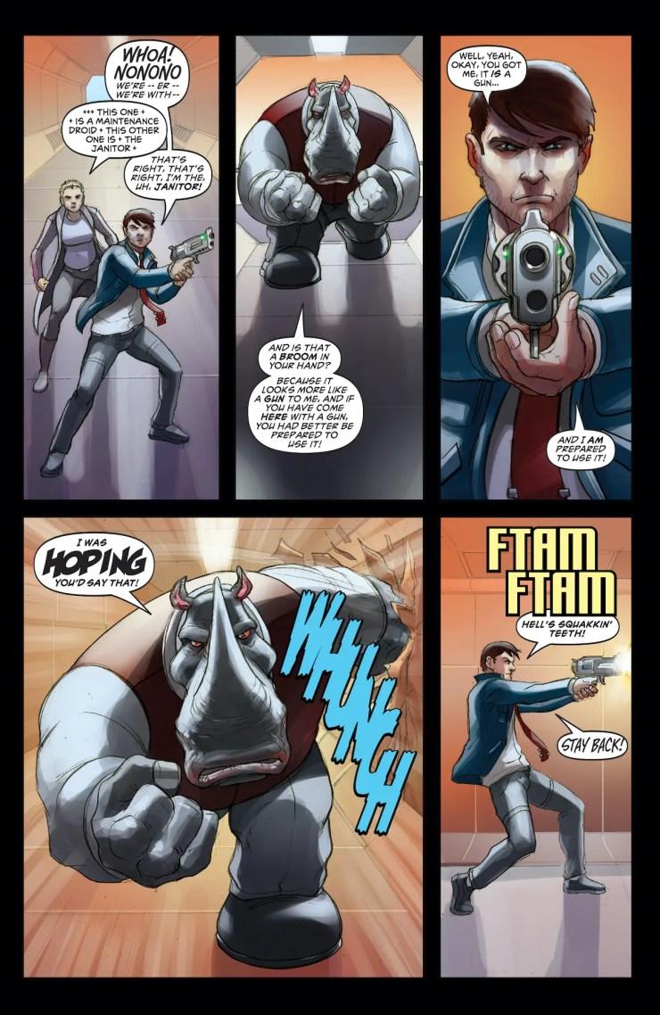 EXCLUSIVE ComiXology Preview: Elephantmen 2261 Season Three #4
