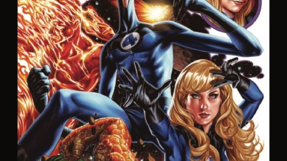A NEW ERA FOR THE FANTASTIC FOUR! Do NOT miss it! This issue has it all: New Artist! New villains! New uniforms!