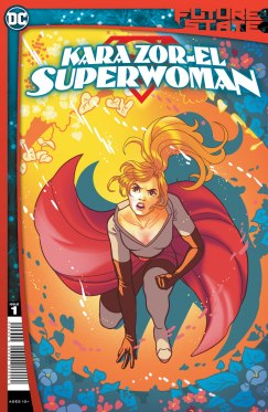 DC Future State Superwoman