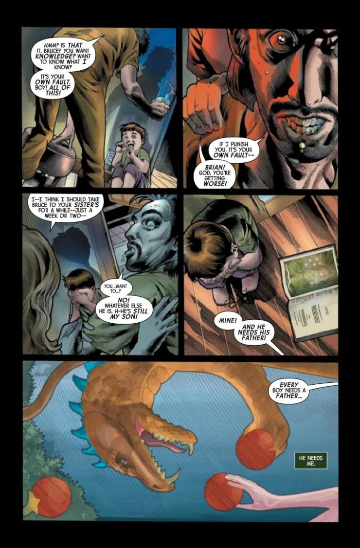 Marvel Preview: Immortal Hulk #38
