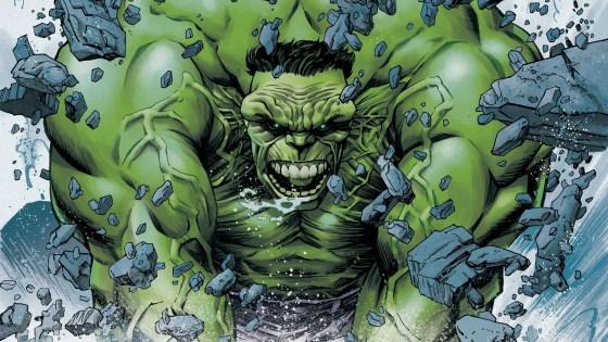 Declan Shalvey flatlines for 'Immortal Hulk: Flatline' January 2021