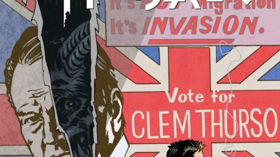 'John Constantine: Hellblazer' #11 review