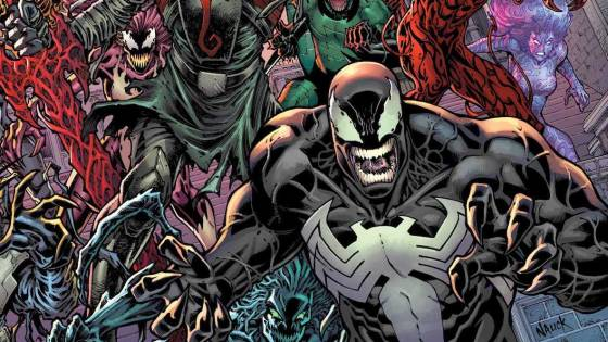 Marvel reveals 'King in Black' wraparound cover by Todd Nauck