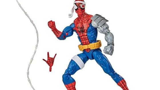Marvel Legends Cyborg Spider-Man 2