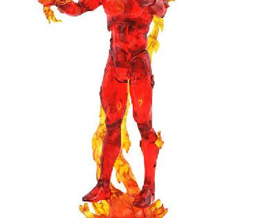 NYCC 2020: Diamond reveals new Marvel Select Human Torch