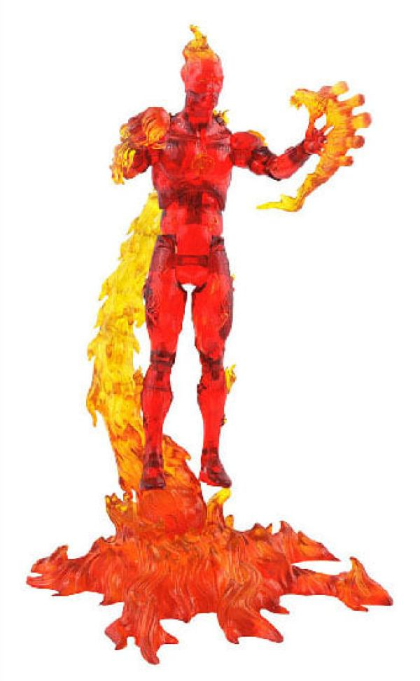 Marvel Select Human Torch 1