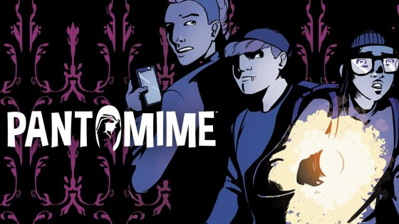 Writer Chris Sebela details 'Pantomime' series with Mad Cave