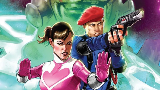 BOOM! First Look: Power Rangers: Sins of the Future