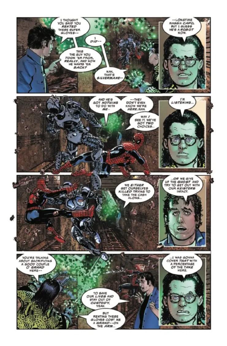 Marvel Preview: Spider-Man: Marvels Snapshot #1