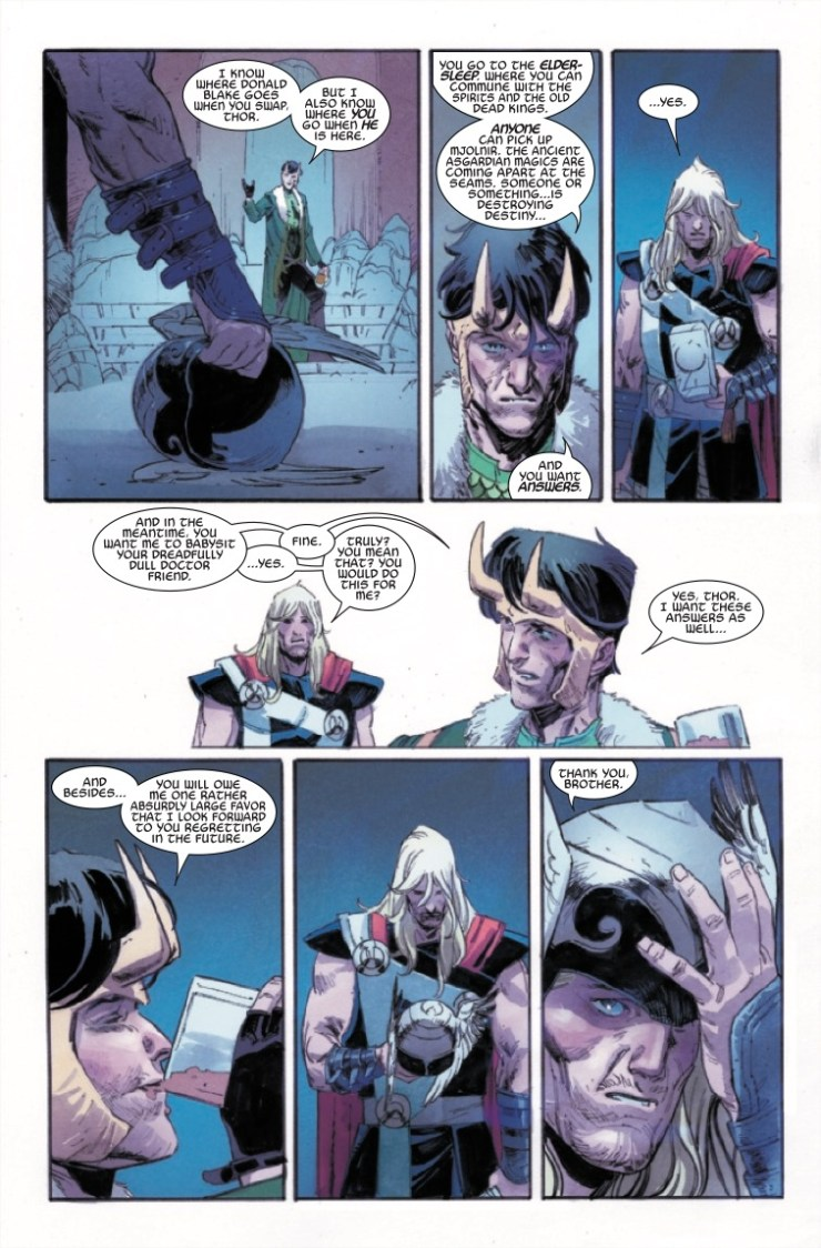Marvel Preview: Thor #9